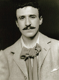 Photograph of Mackintosh, c.1893