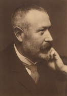 Photograph of John Keppie, 1909